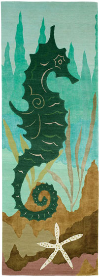 And this design is called Seahorse.