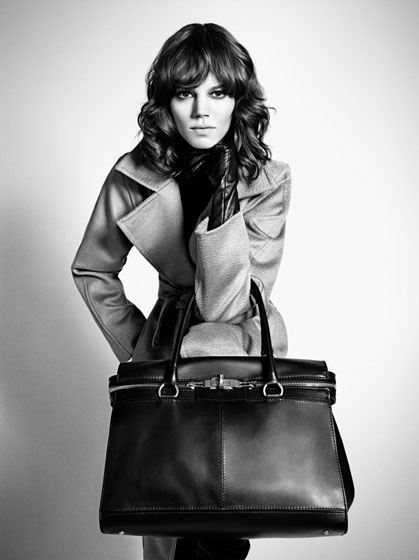 "<a href=""http://nymag.com/fashion/models/fbeha/frejabeha/"">Freja Beha</a>, shot by Mario Sorrenti."