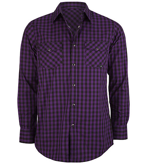 "Coastal Armstrong allover buffalo plaid shirt, $24.99 <a href=""http://www.tillys.com/tillys/variants.aspx?prod=166417750&ctlg=010_Guys&cid=1182&source=1&size="">online</a>."