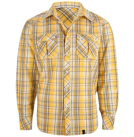 "Straight Faded Billy woven plaid shirt, $24.99 <a href=""http://www.tillys.com/tillys/variants.aspx?parentctg=∏=159673600&ctlg=010_Guys&cid=1011&source=23&size=&utm_content=2178999&utm_medium=affiliates&utm_campaign=CJ_Affiliates&utm_source=Commission_Junction&network=CJ&affiliates=2178999"">online</a>."