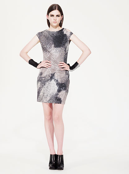 Decay printed dress, $395.