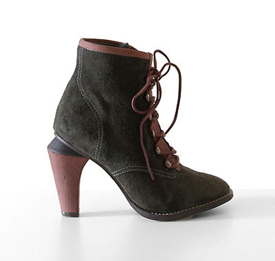 United Bamboo Catherine boot, $345.