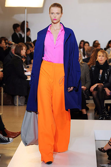Arguably the best collection of the season. Color-blocking…