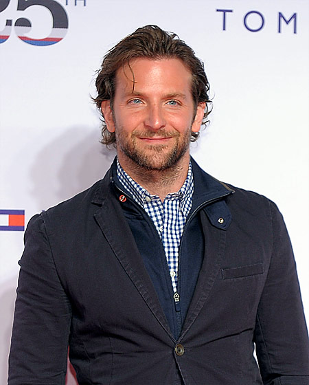 It pains us to give this award to Bradley Cooper, who is generally so dreamy — but he showed up to Tommy Hilfiger looking completely grungy and unkempt. We can only theorize that looking so smoking hot in <i>The A-Team</i> took so much of out of him that he decided he needed to spend the next couple of months slumming it aesthetically, as if to give the collective loins of America a break.
