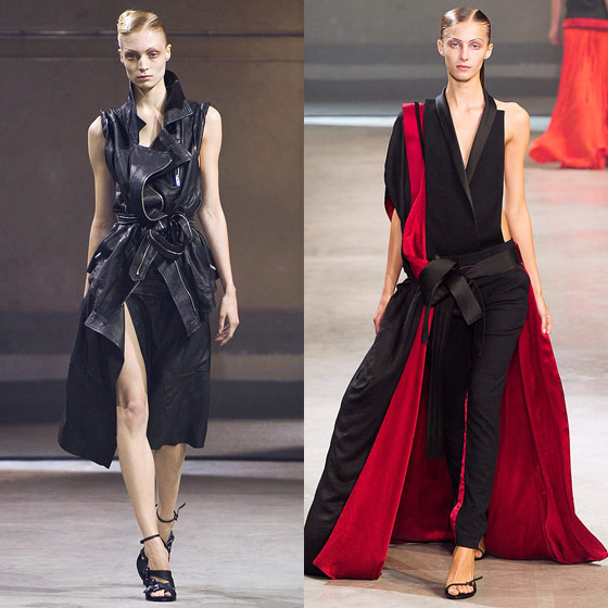 "<strong>OPENER:</strong> <a href=""http://nymag.com/fashion/models/mtammerijn/melissatammerijn/"">Melissa Tammerjin</a><br><strong>CLOSER:</strong> Martyna Budna"