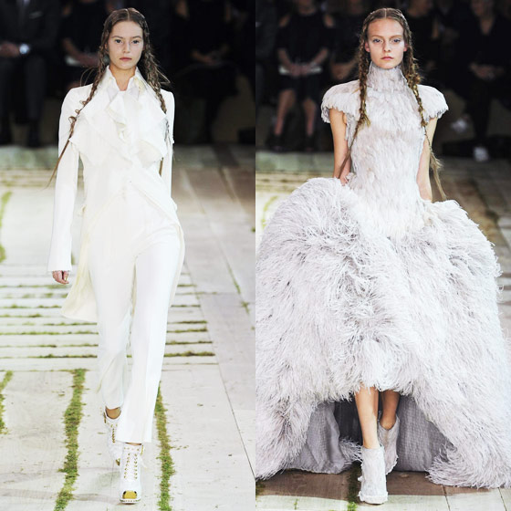 "<strong>OPENER:</strong> Juju Ivanyuk<br><strong>CLOSER:</strong> <a href=""http://nymag.com/fashion/models/nsmit/nimuesmit/"">Nimue Smit</a>"