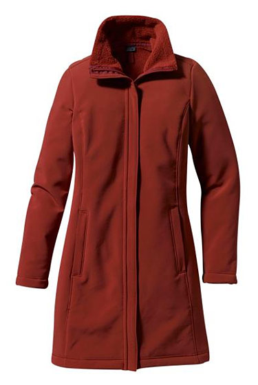 Patagonia's trim Au Train, made from wind-blocking Polartec, $299 at patagonia.com.
