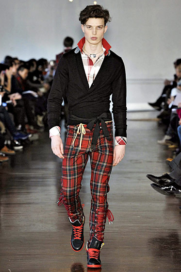 "See more from <a href=""http://nymag.com/fashion/fashionshows/2011/fall/main/europe/menrunway/alexismabille/"">Alexis Mabille Fall 2011 Menswear</a>"