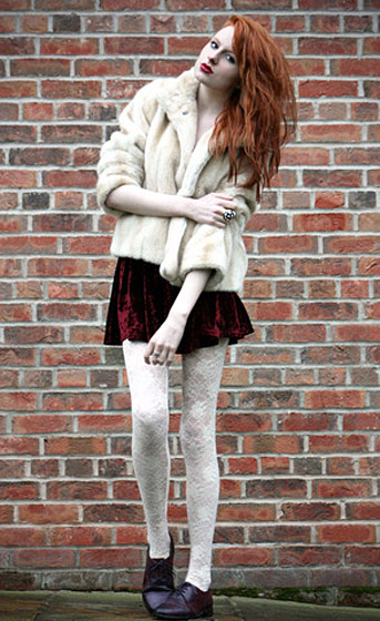 "Olivia H., shot in Manchester for <a href=""http://lookbook.nu/look/1461099-And-these-children-that-you-spit-on"">Lookbook.nu</a>."