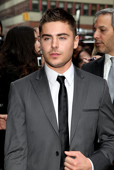 "On February 11, people were reporting that Zac Efron and Vanessa Hudgens were ""<a href=""http://www.people.com/people/article/0,,20465092,00.html"">figuring things out</a>."" On February 13, Zac attended Calvin Klein Men's; on the 14th, <a href=""http://nymag.com/daily/fashion/2011/02/the_fug_girls_vanessa_hudgens.html"">Vanessa made her first appearance at Fashion Week</a> alongside Zac's demi-clone Chace Crawford. Zefron and the Hudge weren't photographed together in the city. What is up? And can we assume that someone at <em>Us Weekly</em> is on this?"