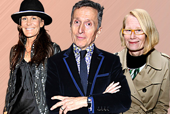 "There's tremendous affection for former fashion director Julie Gilhart and chief merchant Judy Collinson, as well as for Simon Doonan, now sidelined as Barneys ""ambassador at large."" Doonan's such an industry that his Barneys affiliation is almost secondary, but any sightings of Gilhart and Collinson will be parsed for clues as to their next steps."
