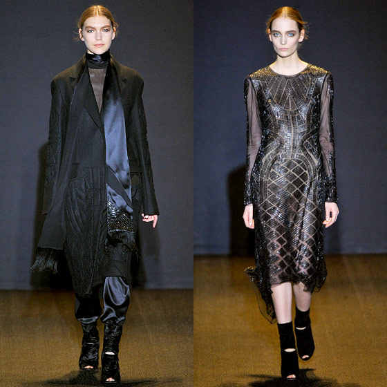 "<strong>OPENER:</strong> <a href=""http://nymag.com/fashion/models/amuse/arizonamuse/"">Arizona Muse</a> <br><strong>CLOSER:</strong> <a href=""http://nymag.com/fashion/models/zbijoch/zuzannabijoch/"">Zuzanna Bijoch</a>"