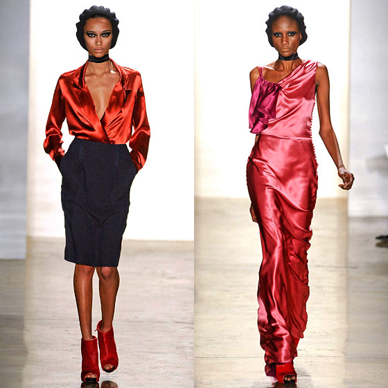 "<strong>OPENER:</strong> <a href=""http://nymag.com/fashion/models/amali/anaismali/"">Anais Mali</a> <br><strong>CLOSER:</strong> <a href=""http://nymag.com/fashion/models/aniaria/aminataniaria/"">Aminata Niaria</a>"