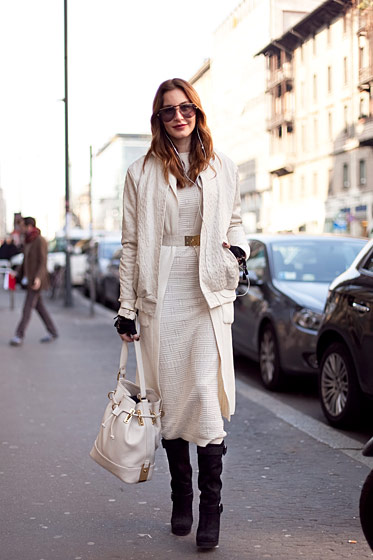 Ece Sukan, editor at large for <em>Vogue</em> Turkey, from Istanbul.