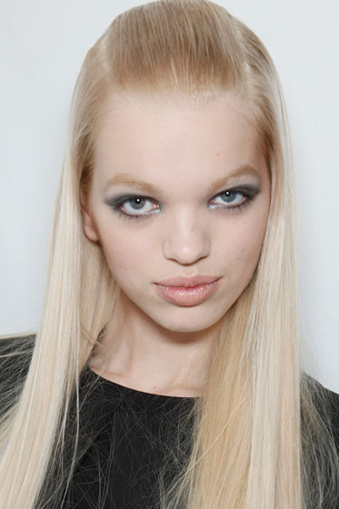 "Before turning 16, Dutch model <a href=""http://nymag.com/fashion/models/dgroeneveld/daphnegroeneveld/"">Daphne Groeneveld</a> had already shot the cover of French <em>Vogue</em>, and starred in campaigns for Givenchy and Miu Miu. Groeneveld, who booked an exclusive with Calvin Klein last season, opened for Jason Wu (and Calvin, again!) this season. 