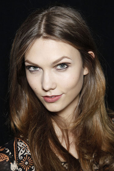 "Last season's champion, <a href=""http://nymag.com/fashion/models/kkloss/karliekloss/"">Karlie Kloss</a>, may have fallen a few places, but still opened for Christian Dior and John Galliano.