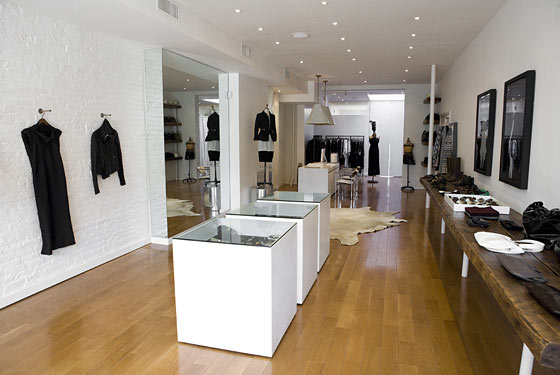"""Lying in a white box surrounded by tissue was an interesting Margiela collector piece: a black Victorian-style mourning coat, apparently made for someone 18 inches tall — the preparation, perhaps, for an American Girl funeral.</br></br>