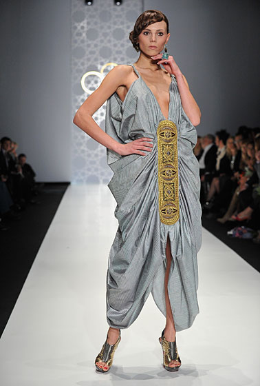 A design by Gulnara Karimova.