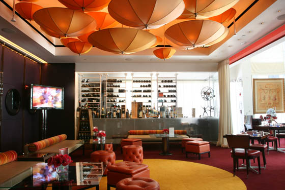 le cirque wine lounge