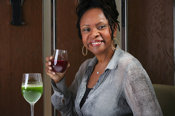 robin quivers at gordon ramsay