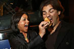 Rachael Ray's Burger Bash: Katie Lee Joel Wins With Grilled Cheese Patty Melt