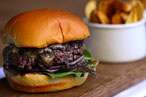 Ryan Skeen Unveils Flap-Meat Burger at Irving Mill