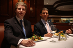 Eric and Donald Trump Jr. Dine Everywhere From McDonald's to Dubai