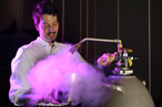 Tailor's Liquid-Nitrogen Dispenser Is Very, Very Cold