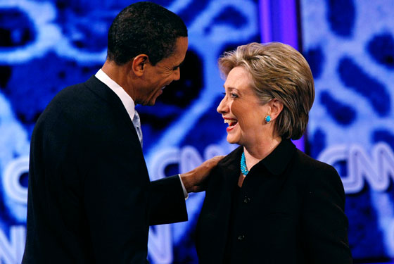 Hillary Barack