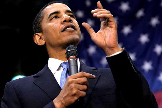 Vyhrál Obama. Proč ne!