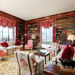 Brooke Astor's Library