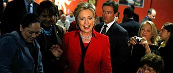 Hillary Clinton Scary