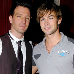JC Chasez: Chace Crawford Is Not My