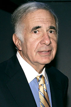 Carl Icahn - Carl Icahn's Commercial Metals Stake Continues To Lose Shine