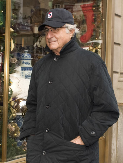 Mild-mannered Manhattan securities trader Bernie Madoff's sudden reveal that he was running a $50 billion, international Ponzi scheme was like a grandmother pulling an Uzi out of her handbag and shooting everyone within range dead. No one will ever trust financial advisers (or grandparents) the same way again.