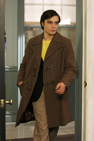The trailer of an upcoming episode of <em>Gossip Girl</em> suggests the Chuck's life is in danger, but we know better. They'd never kill Chuck. Ed Westwick's character, with his tortured mood swings and flamboyant wardrobe and tragic family life, became a focal point of the show this year. His spoiled, emotionally unstable character might seem cartoonish most of the time, but the occasional glimpses of vulnerability ring true, reminding viewers what too much money, too much freedom, and not a lot of love can wreak. Most important, Chuck keeps <em>Gossip Girl</em> grounded in New York. Without him, it would just be <em>90210</em> with overcoats.