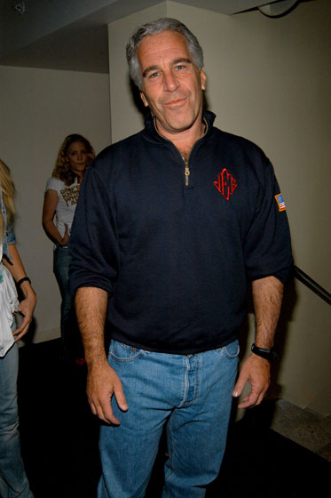 "After a seemingly endless amount of time -- seriously, how many times have we heard the jerking-off-into-a-towel story, and over how many years? We've lost track -- Jeffrey Epstein <a href=""http://nymag.com/daily/intel/2008/07/judge_takes_away_jeffrey_epste.html"">finally went to prison</a>. There, he discovered <a href=""http://nymag.com/daily/intel/2008/10/in_jail_jeffrey_epstein_discov.html"">a taste for weenies</a>."