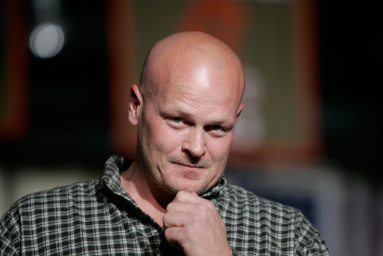 "During the October 15 presidential debate between Barack Obama and John McCain, the phrase ""Joe the Plumber"" was uttered so many times that it seemed like some kind of shared gag. Then the joke was on us -- non-licensed plumber Joe Wurzelbacher (real name: Sam) remained in the headlines for nearly two weeks, as the McCain campaign's icon for working America and the ills of Obama's tax policy. Now, after a <A href=""http://nymag.com/daily/intel/2008/11/joe_the_plumber_gets_book_deal.html"">reported book deal</a>, a <a href=""http://nymag.com/daily/intel/2008/11/joe_the_plumber_already_reduce.html"">series of low-budget TV ads</a>, and <a href=""http://nymag.com/daily/entertainment/2008/10/joe_the_plumber_to_sing.html"">possible record contract</a>, he's just another icon for the ills of putting real people on television."