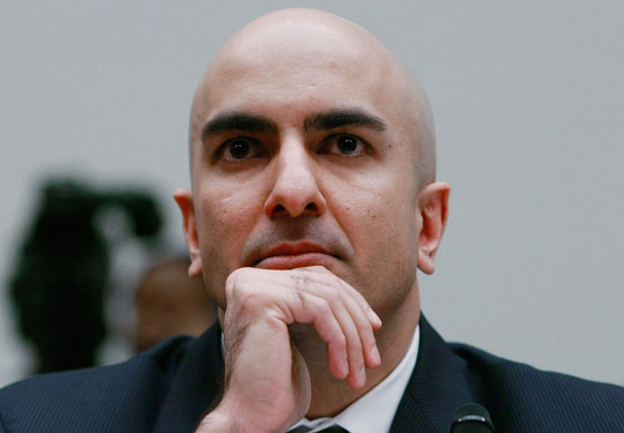 "Former Goldman Sachs upstart Neel Kashkari was vaulted to stardom when Treasury Secretary Henry Paulson anointed him the moneyman in charge of doling out $750 billion of government bailout money. The media fell in love with his bald head and expressive eyebrows, not to mention the <a href=""http://gawker.com/5066012/neel-ferrari-kashkari-the-us-bailout-chiefs-epic-high-school-yearbook"">hilarious pictures from his high-school yearbook</a>. <em>People</em> even made him one of the sexiest men of the year! Alas, <a href=""http://nymag.com/daily/intel/2008/12/neel_kashkari_gets_grilled.html"">he was not received so warmly in Congress</a>."