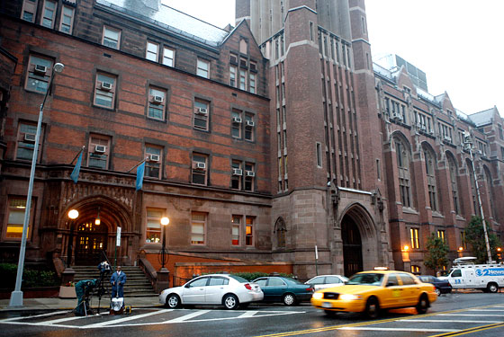 Columbia Teacher's College