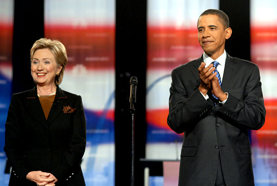 Hill and Barack