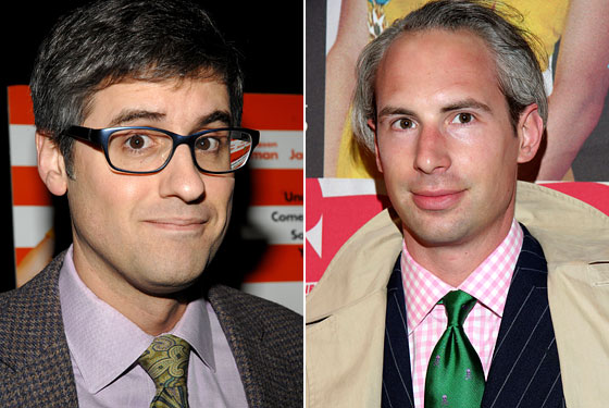 Mo Rocca Jared Paul Stern