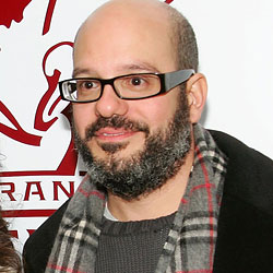The 53-year old son of father Barry Cross and mother Susi Cross, 175 cm tall David Cross in 2018 photo