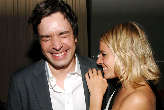 Jimmy and Sienna