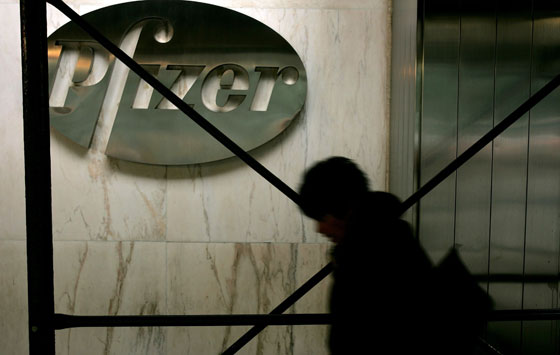 Pfizer (photo: Getty Images)