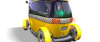 Taxi of the Future!