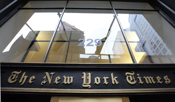 В New York Times будут посты из блога