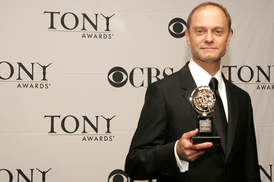 How did David Hyde Pierce (whom we love, ...