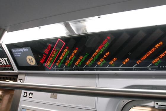 N q train nyc