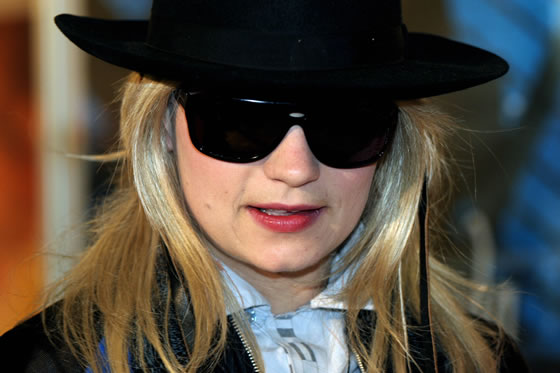 photo of JT LeRoy (Laura Albert) taken from the web
